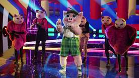 The Masked Singer Us - Super 8 - The Plot Chickens!