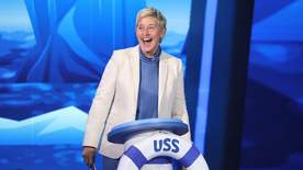 Ellen's Game Of Games - If You're Not First, You're Blast