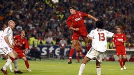European Cup/champions League Revisited - Liverpool V Ac Milan: 2005 Champions League Final