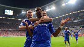 European Cup/champions League Revisited - Chelsea V Bayern Munich: 2012 Champions League Final