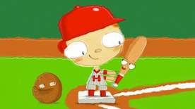 The Day Henry Met? - The Day Henry Met...a Baseball Bat