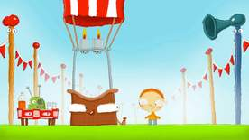 The Day Henry Met? - The Day Henry Met...a Hot Air Balloon