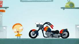 The Day Henry Met? - The Day Henry Met...a Motorcycle