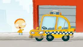 The Day Henry Met? - The Day Henry Met...a Taxi