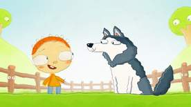 The Day Henry Met? - The Day Henry Met...a Husky