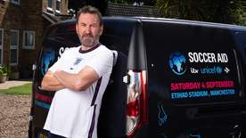 Lee Mack's Road To Soccer Aid - Lee Mack's Road To Soccer Aid