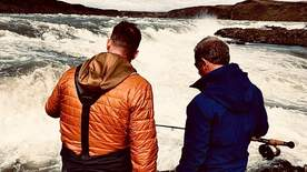 Robson And Jim's Icelandic Fly Fishing Adventure - Episode 2