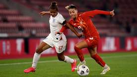 Women's World Cup Qualifiers - World Cup Live: England V North Macedonia