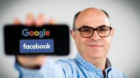 Tonight - Google, Facebook & You: What They Know
