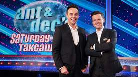 Ant And Dec's Saturday Night Takeaway - Episode 1