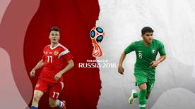 World Cup - Group A: Russia V Saudi Arabia