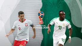 World Cup - Group H: Poland V Senegal