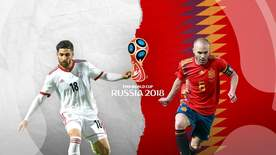 World Cup - Group B: Iran V Spain
