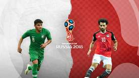World Cup - Group A: Saudi Arabia V Egypt