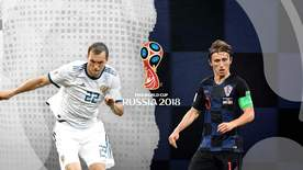 World Cup - Russia V Croatia