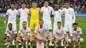 World Cup - England V Croatia Build Up