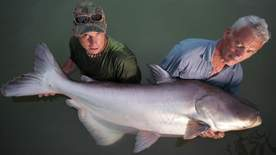 River Monsters - Invisible Executioner