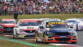 British Touring Car Championship Highlights - Episode 6