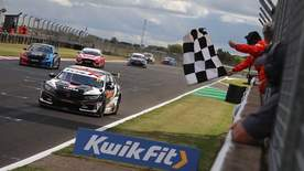 British Touring Car Championship Highlights