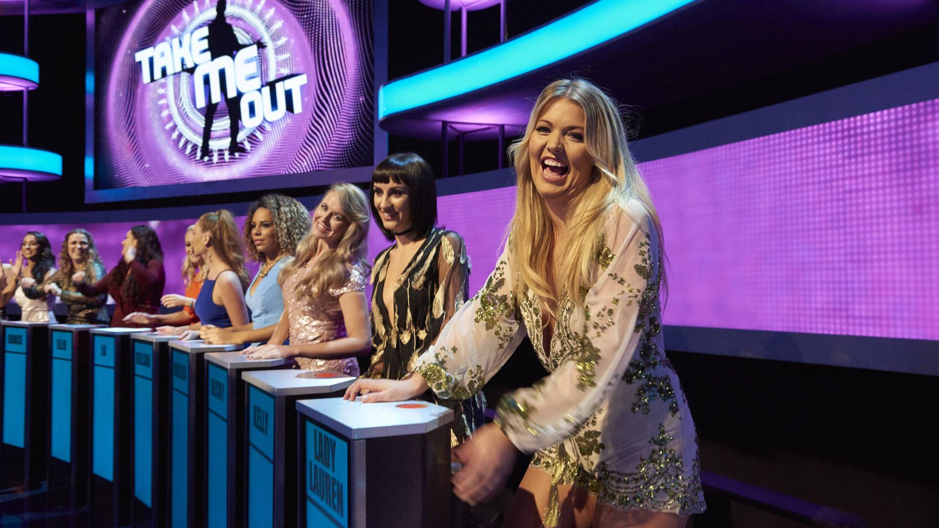Dutch dating show take me out