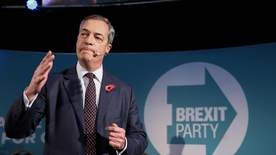 Tonight - The Leader Interviews: Nigel Farage