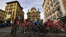 Cycling: La Vuelta A Espana Highlights - Episode 5