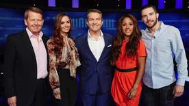 The Chase: Celebrity Specials - Episode 16