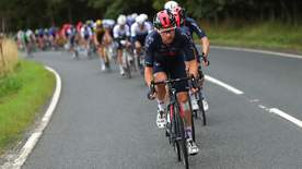 Cycling: Tour Of Britain - Stage 7 - Hawick To Edinburgh
