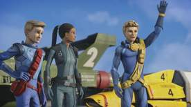 Thunderbirds Are Go - Icarus