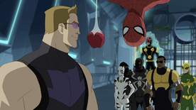 Ultimate Spider-man - Shield Academy
