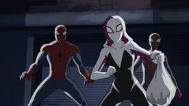 Ultimate Spider-man - Return To The Spider-verse - Part 4