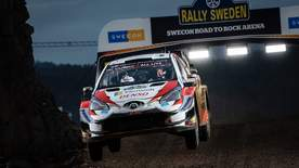 World Rally Championship Highlights
