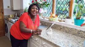Who's Doing The Dishes - Rustie Lee
