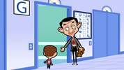 Mr Bean: Animated Series - The Lift