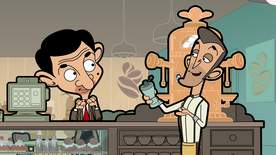 Mr Bean: Animated Series - Coffee Bean