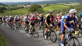 Cycling: Tour of Britain Highlights