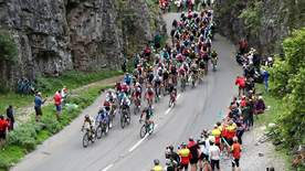 Cycling: Tour Of Britain Highlights - Bristol