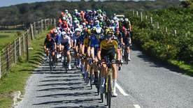 Cycling: Tour Of Britain Highlights - Stage 2 - Sherford To Exeter