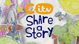 Signed Share A Story 2014 - A Giant Robot From Space