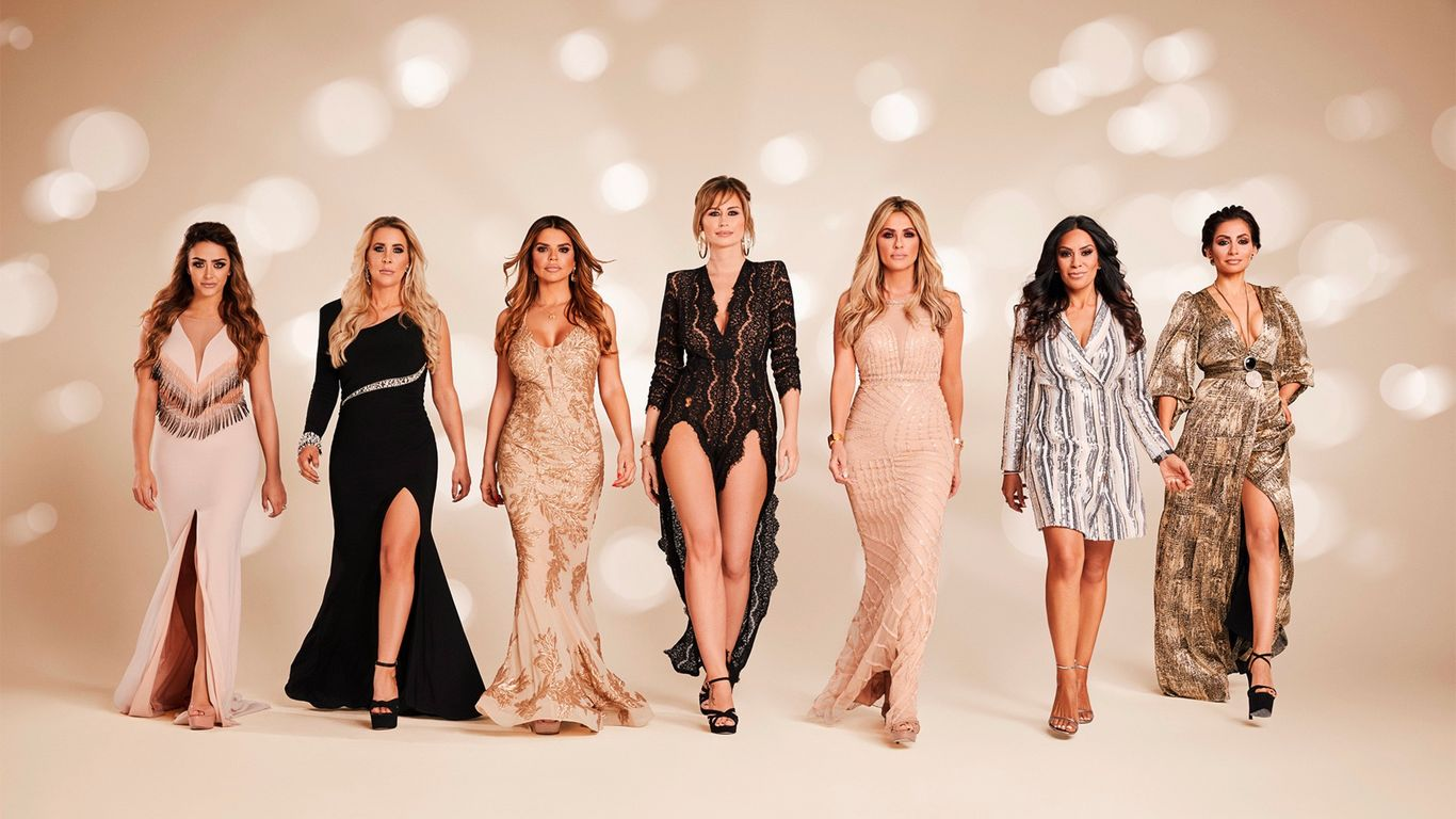 The Real Housewives of Cheshire - Watch episodes - ITV Hub