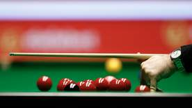 Snooker: World Grand Prix