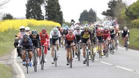 Cycling: Tour of Yorkshire (Highlights)