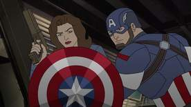 Marvel's Avengers Assemble - The Wastelands