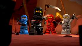 Ninjago: Masters Of Spinjitzu - Once Bitten, Twice Shy