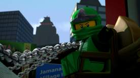 Ninjago: Masters Of Spinjitzu - Ninjaball Run