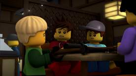 Ninjago: Masters Of Spinjitzu - Child's Play