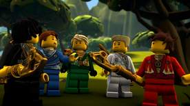 Ninjago: Masters Of Spinjitzu - The Art Of The Silent Fist