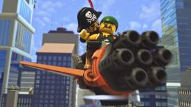 Ninjago: Masters Of Spinjitzu - Operation Land Ho!