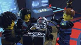 Ninjago: Masters Of Spinjitzu - A Time Of Traitors