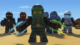 Ninjago: Masters Of Spinjitzu - The Attack
